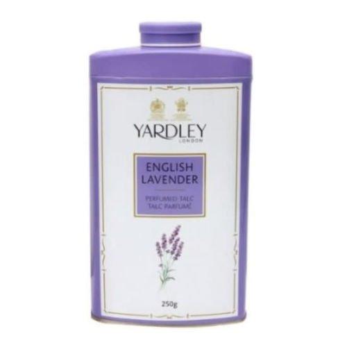 - Yardley English Lavender Perfumed Talc, 250gm