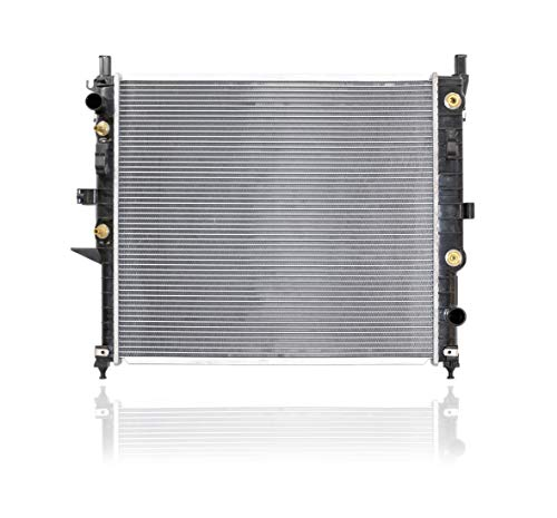 (Radiator - Pacific Best Inc For/Fit 2190 Mercedes Benz M-Class ML320 / 350/430 / 500 PT/AC 1-Row)