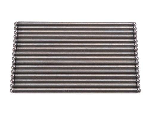 Edelbrock 9646 Pushrod Set Hydraulic Roller Cams 5/16 in. Dia. 7 3/8 in. Length 16 pc. Pushrod (Edelbrock Pushrod)