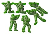 Albanese Gummi Green Army Men 1.5 LB by Albanese Confectionery
