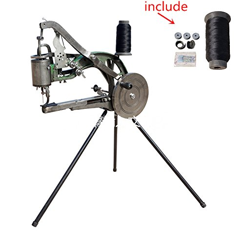 YEQIN Shoe Repair Machine, Manual Shoe Mending Machine, Shoe Sewing Machine by YEQIN