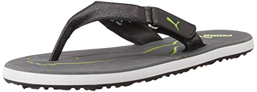 76f42de5b94 Puma Men s Breeze V Steel Gray-Dandelion-Black Hawaii Thong Sandals - 9  UK India (43 EU)  Buy Online at Low Prices in India - Amazon.in
