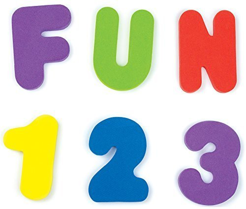 (Munchkin Bath Letters and Numbers )