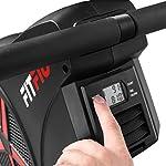 FITFIU-Fitness-RA-100-Vogatore-Domestico-Pieghevole-con-Resistenza-allAria-per-lAllenamento-Trasversale-Vogatore-Pieghevole-con-Sedile-Imbottito-per-Il-Fitness-in-Casa