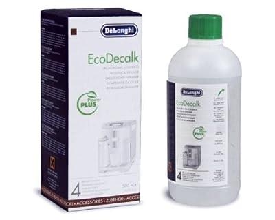 DeLonghi Eco Descaling Solution. 16.9 Ounce