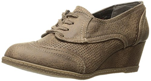Hazel Women's Not Taupe Rated Oxford wXFER
