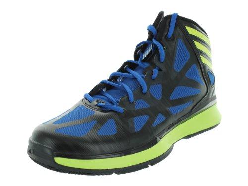 Chaussures Adidas Folie Shadow 2 Basket Noir1 / Electr / Blubea
