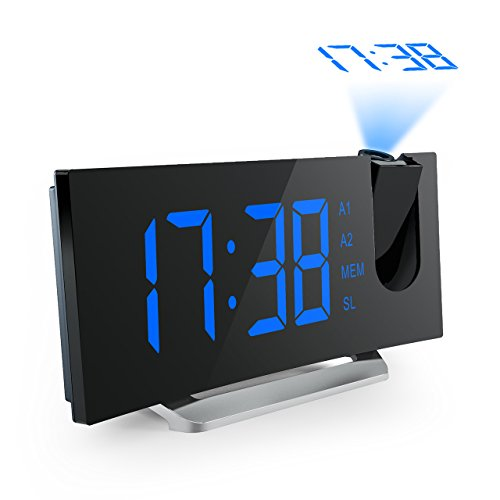 Radio Alarm Clock, [Updated Version]Mpow...