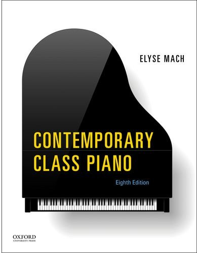 Contemporary Class Piano by Oxford University Press
