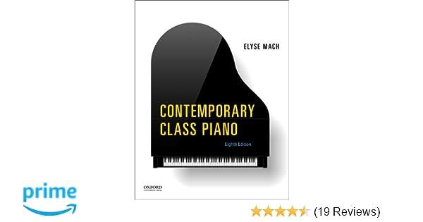 Contemporary class piano elyse mach 9780199326204 amazon books fandeluxe Choice Image