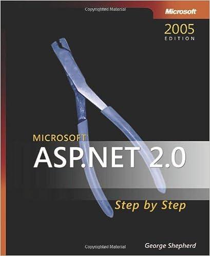 Microsoft® ASP.NET 2.0