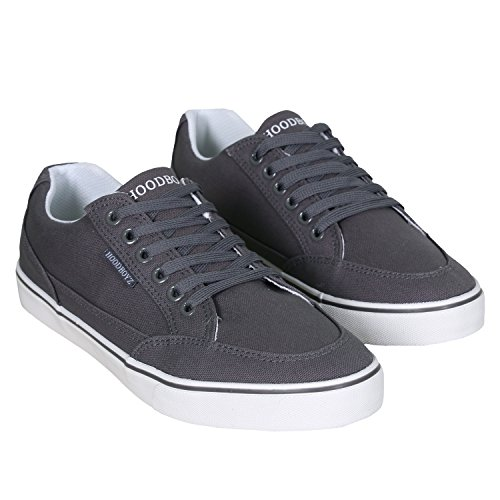 Hoodboyz Active Herren Low-Sneaker Grau Grau