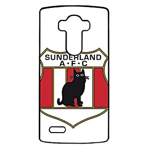Unique Sunderland Association Football Club Phone Case Cover For LG G4 Sunderland AFC Design