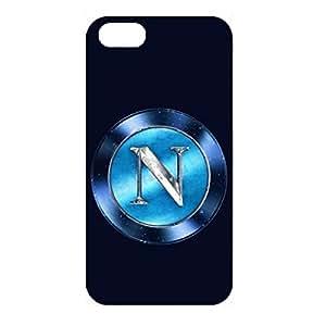 Napoli Phone Case 3D Serie A FC Logo case Simple Societ¨¤ Sportiva Calcio Napoli Phone Case for Iphone 4/4s