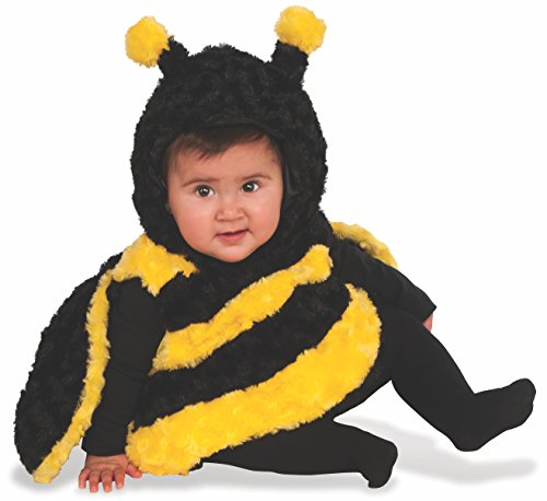Rubie's Baby Bumble Bee Costume, Multicolor, Infant -