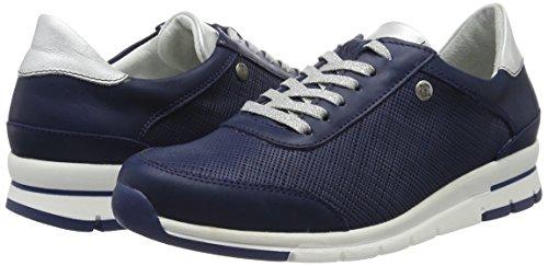 Baskets Femme Romika Basses 19 Tabea Blau blau qEpOc7