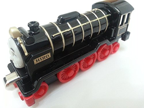 gg Friends Black Hiro Magnetic Metal Toy Train Loose New In - What Dead Stock Is