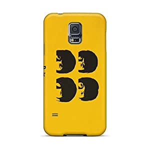 Shockproof Hard Phone Cases For Samsung Galaxy S5 (KWC20149aple) Allow Personal Design HD The Beatles Band Skin