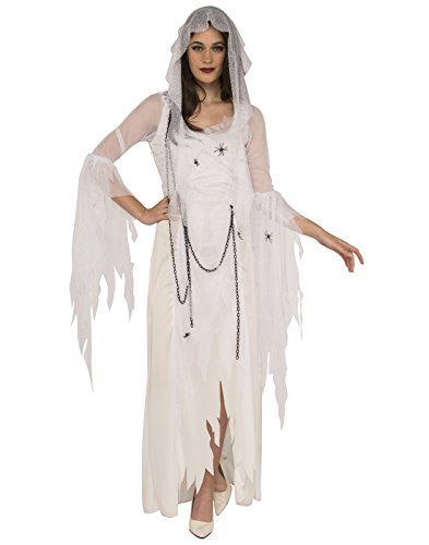 (Rubie's Men's Ghostly Spirit Costume, As As Shown)