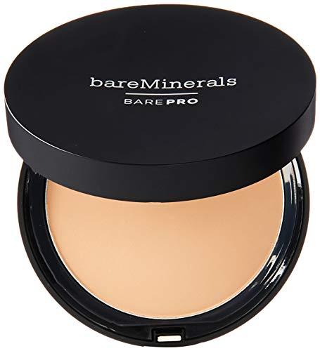bareMinerals Barepro Performance Wear Powder Foundation, Warm Natural, 0.34 Ounce (Bare Minerals Organic)