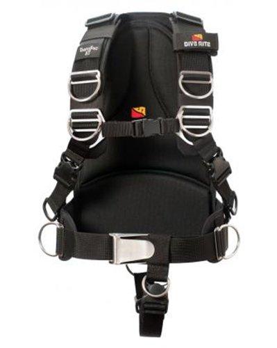 Dive Rite Transpac XT/EXP Package - (Dive Rite Shoulder Pads)