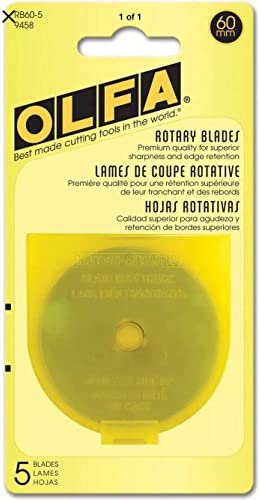 Olfa Rotary Blade Refill Package product image
