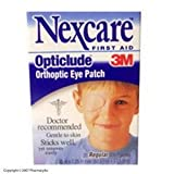 Nexcare Opticlude Eye Patch Reg 20's