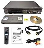Panasonic VHS to DVD Recorder VCR Combo