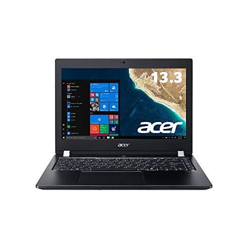 Acer TMX3310M-F34Q (Core i3-8130U/4GB/128GBSSD/ドライブなし/13.3型/HD/指紋認証/Windows 10 Pro64bit/LAN/HDMI/1年保証/Officeなし) AV デジモノ パソコン 周辺機器 ノートPC 14067381 [並行輸入品] B07NCZZ3K4