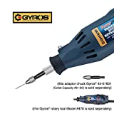 Gyros Carbon Steel Wire Gauge Mini Twist Drill Bit