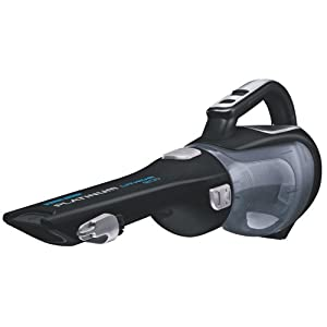 BLACK+DECKER BDH2000L 20-Volt Max Lithium Ion Battery Cordless Hand Vacuum