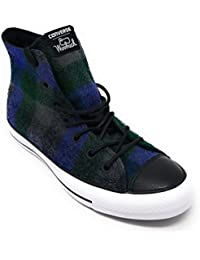 CTAS HI Woolrich Almost Black/Thunder/White Size 6.5 M US Mens