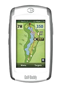 GolfBuddy Platinum GPS Rangefinder