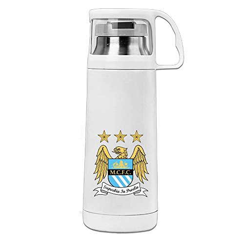 HAULKOO Manchester City Football Club 1 Stainless Steel Traveling Cup (Colt Mascot Costume)