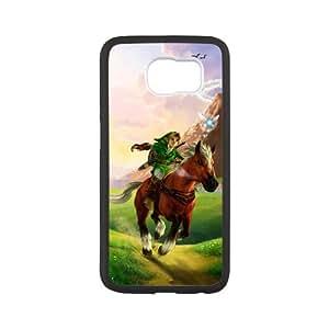 Persoanlized diseño la leyenda of Zelda SamSung S6 galaxia caso de la cubierta de encargo for SamSung Galaxy S6 caso