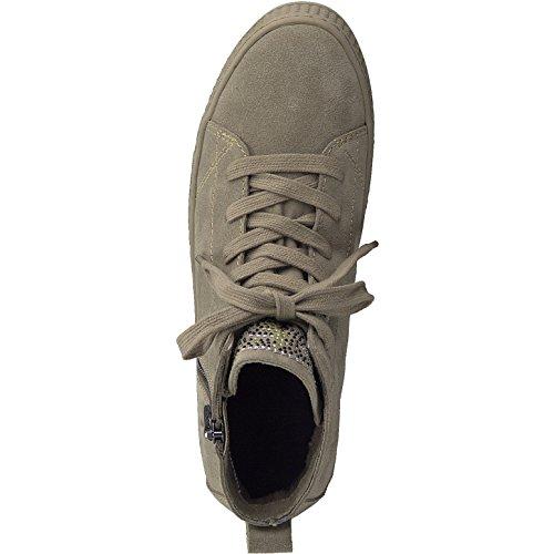 4 Damen Pepper Tamaris Bootie Plateau Frauen Plateaustiefeletten 21 5cm Stiefel Boots Halbstiefel Blockabsatz 25219 Nieten 71xd4wq6n1