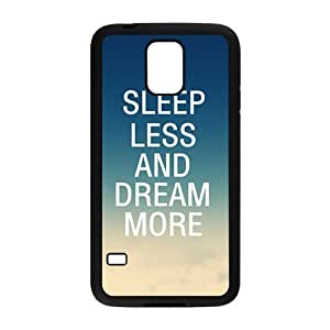 Day dreaming painint for black Samsung Galaxy S5 Hard Case yiuning's case