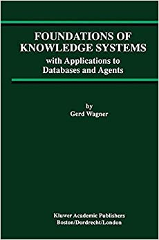 Book Foundations of Knowledge Systems (Advances in Database Systems)