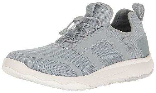 Teva Women's W Arrowood Swift Lace Hiking Shoe, Quarry Grey, 5.5 M US by Teva