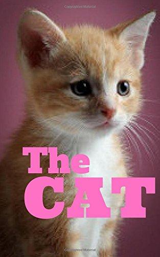 """Read Online The Cat: Password Book,Password Keeper, Password Logbook, Password Small Book 5""""x8"""" (Volume 35) ebook"""