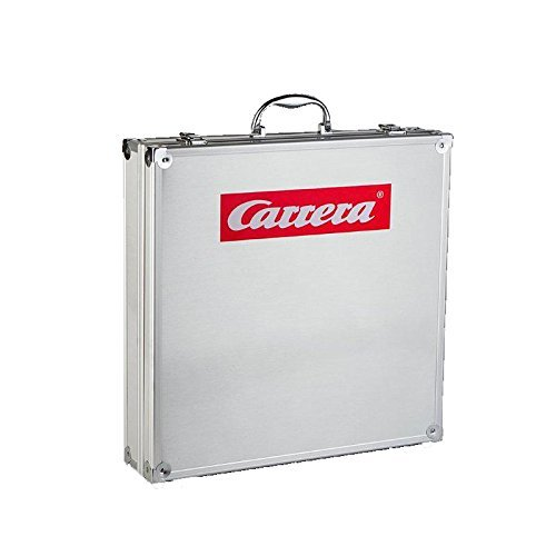 Carrera Evolution - 20070460 -VǸhicule Miniature et Circuit - Evolution Suitcase - Aluminium