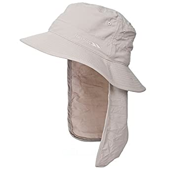 Trespass Bearing UV40+ Desert Bush Sun Hat Legionnaire Mens Womens (S M  (Approx 41c02bbfb5d