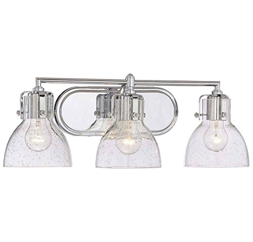 Minka Lavery 5723-77 Three Light Bath - Minka Lavery Vanity Lighting