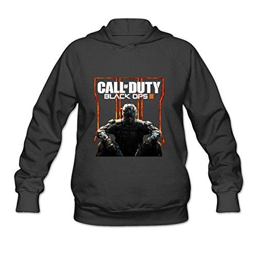 Braitree Mens Hoodie Call Of Duty Black Ops III 2 Black