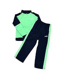Boy's Puma 2 Piece Tack Set With Jacket And Pants