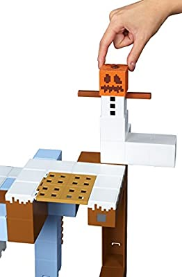 Mattel Minecraft Tundra Tower Expansion Playset from Mattel