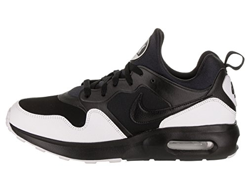 Nike da uomo per il tempo libero scarpe Air Max Prime SL Nero Bianco Schwarz (Black/White/Wolf Grey)