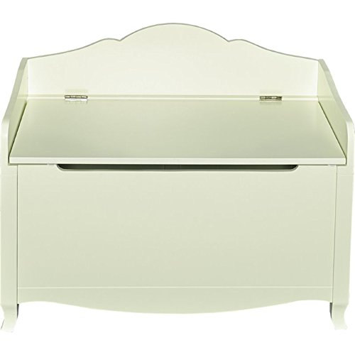 Powell Torri Toy Chest in Vanilla