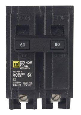 Homeline Circuit Breaker 60 Amp Bulk