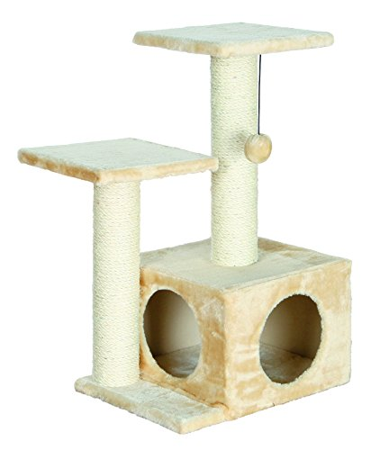 Cheap TRIXIE Pet Products Valencia Cat Tree, Beige ♥